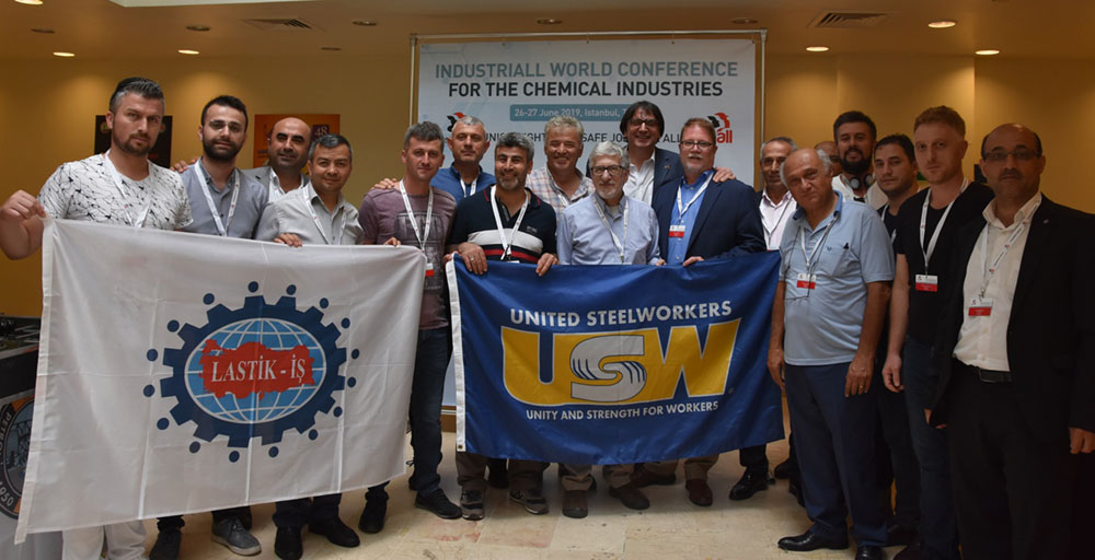 USW Chemical Workers Forge New Ties at International Conference